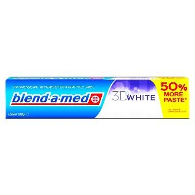 Pasta de dinti Blend-A-Med 3D White 150ml