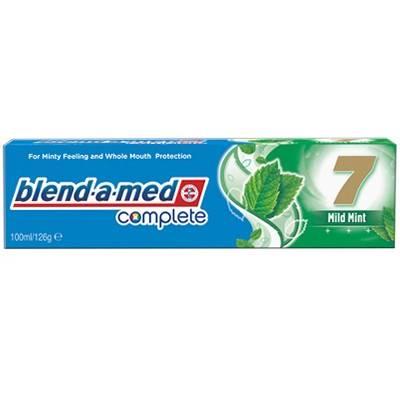 Pasta de dinti Blend-A-Med Complete 7 mild mint 100ml