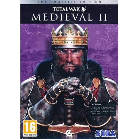 Joc PC Sega Medieval 2 Total War - The Complete Collection PC