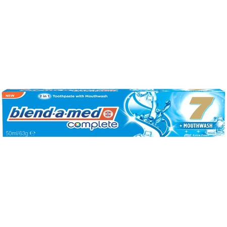 Pasta de dinti Blend-A-Med Complete 7 extra fresh 50ml
