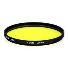 Filtru Hoya HMC Yellow K2 49mm