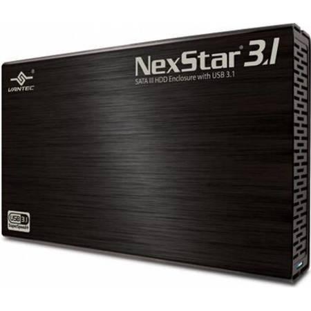 Rack HDD Vantec NexStar 3.1 NST-370A31  black