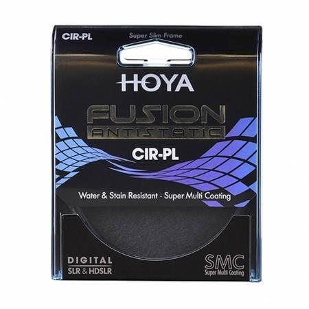 Filtru Hoya FUSION Antistatic Polarizare Circulara 37mm