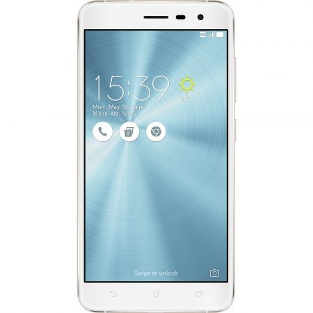Smartphone Zenfone 3 32gb Dual Sim 4g Moonlight White