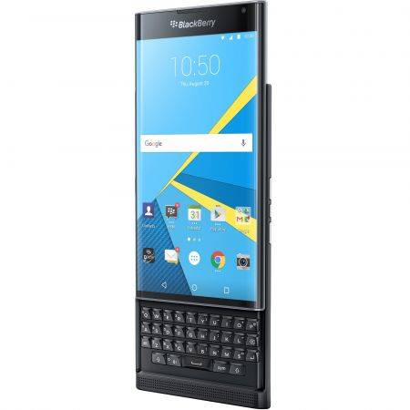 Smartphone BlackBerry Priv 3GB RAM 32GB Single Sim 4G Black