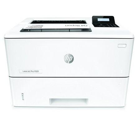 Imprimanta laser monocrom LaserJet Pro M501dn A4 Alba thumbnail