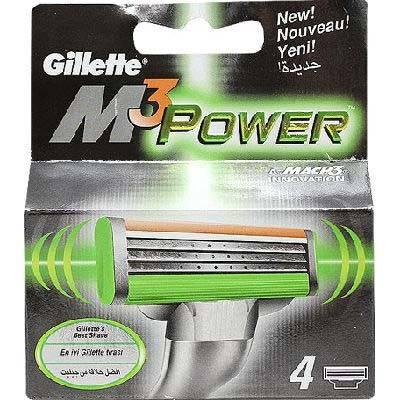 Rezerva aparat de ras Gillette Mach3 Power 4 buc