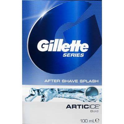 After shave Gillette Series lotiune arctic ice 100ml