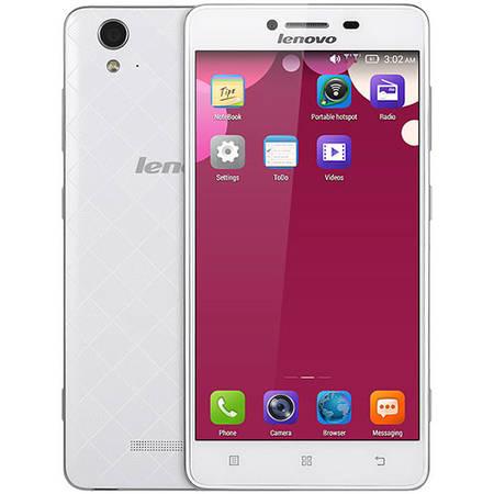 Smartphone Lenovo A858 8GB Dual Sim 4G White