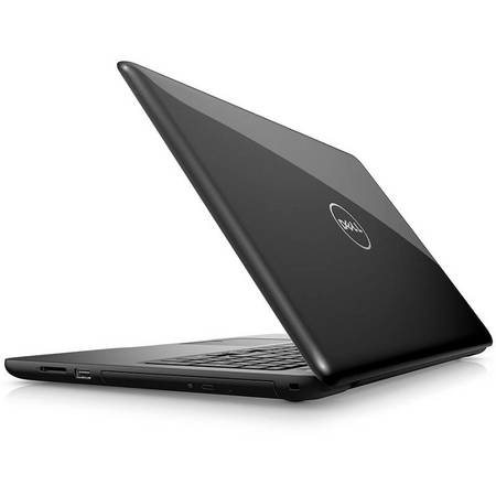 Laptop Dell Inspiron 5567 15.6 inch Full HD Intel Core i7-7500U 8GB DDR4 256GB SSD AMD Radeon R7 M445 4GB Windows 10 Pro Black 3Yr CIS