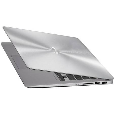 Laptop Asus ZenBook UX310UA-FC045T 13.3 inch Full HD Intel Core i5-6200U 8GB DDR4 500GB HDD 128GB SSD Windows 10 Quartz Grey