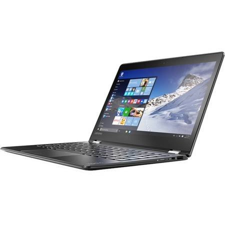 Laptop Lenovo Yoga 710-11IKB 11.6 inch Full HD Touch Intel Core i5-7Y54 8GB DDR3 256GB SSD Windows 10 Black