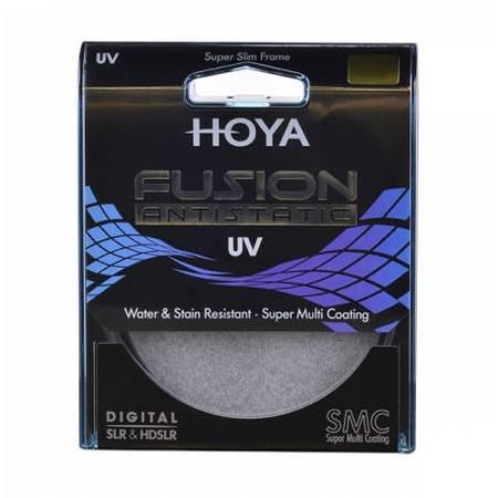 Filtru Hoya FUSION Antistatic UV 55mm