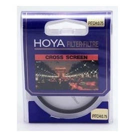 Filtru Hoya Cross Screen 72mm