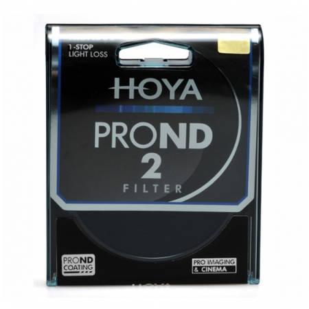 Filtru Hoya PRO ND2 67mm