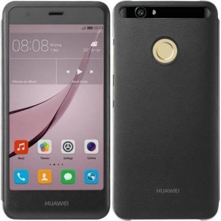 Husa Flip Cover Huawei Nova Gri