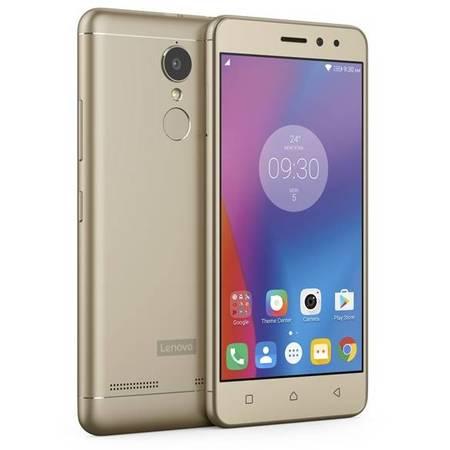Telefon mobil Lenovo Vibe K6 16GB Dual SIM 4G Gold