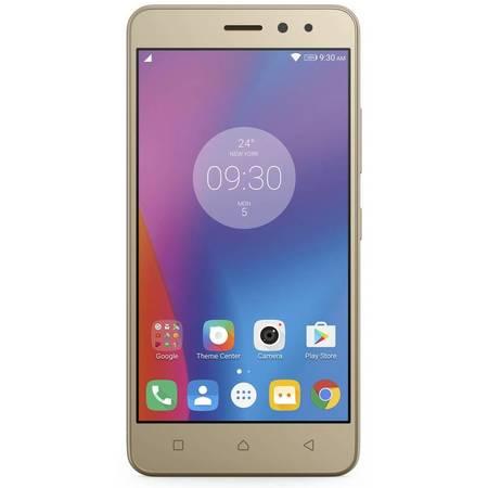 Smartphone Lenovo Vibe K6 16GB Dual SIM 4G Gold