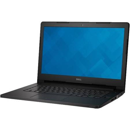 Laptop Dell Latitude 3470 14 inch HD Intel Core i3-6100U 4GB DDR3 128GB SSD Windows 10 Pro Black