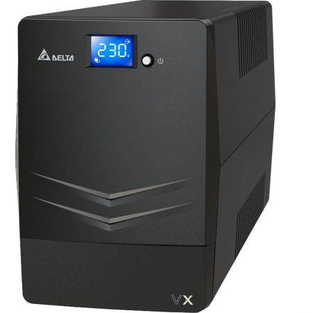 UPS Delta Agilon Family VX Series 1000VA UPS Black