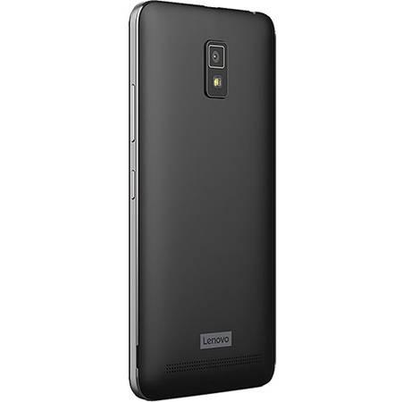 Telefon mobil Lenovo A6600 Dual Sim 16GB 1GB RAM  Black