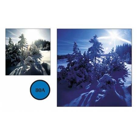 Filtru Cokin S020-43 Blue 80A 43mm