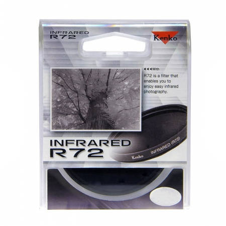Filtru Kenko InfraRed IR72 62mm