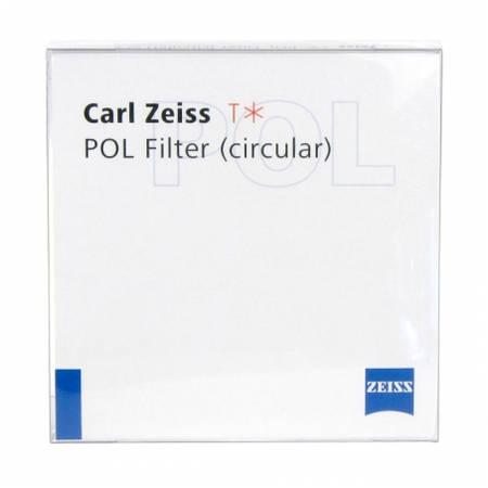 Filtru Zeiss T* Pol Filter 62mm Polarizare Circulara