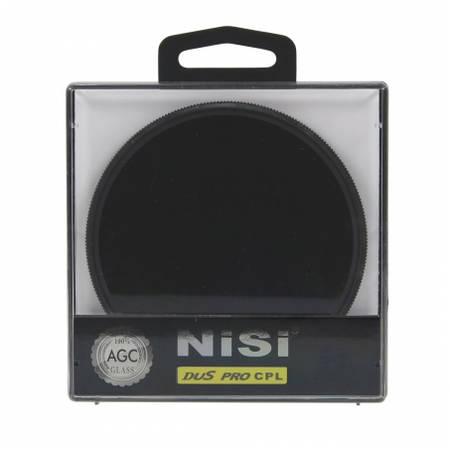Filtru Nisi DUS Pro CPL 40mm Polarizare Circulara