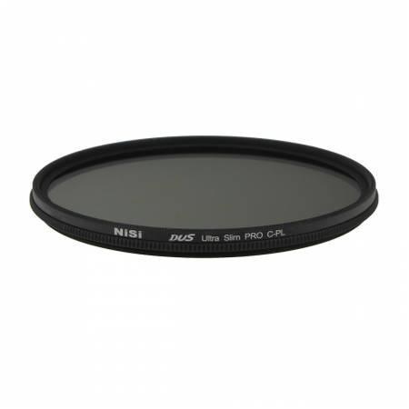 Filtru Nisi DUS Pro CPL 55mm Polarizare Circulara