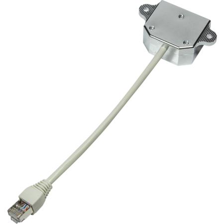 LOGILINK- T-Adaptor  RJ45  2 x  priză RJ45   2 x ISDN