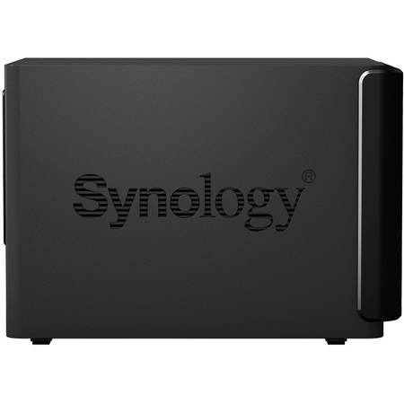 Network attached storage Synology DS416 Alpine AL-212 1.4 GHz 4Bay 3 x USB 2 x LAN