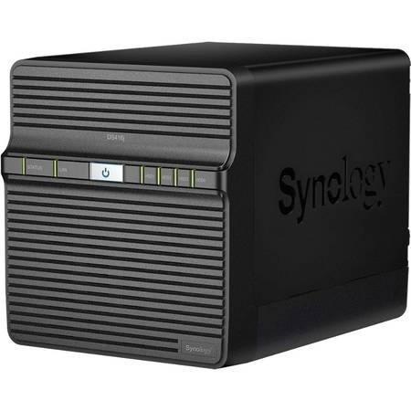 NAS Synology DS416j Marvell Armada 388 1.3 GHz 4Bay 2 x USB 1 x LAN