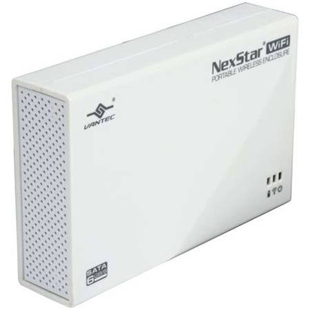 Rack HDD Vantec NexStar WiFi NST-260WS3-WH