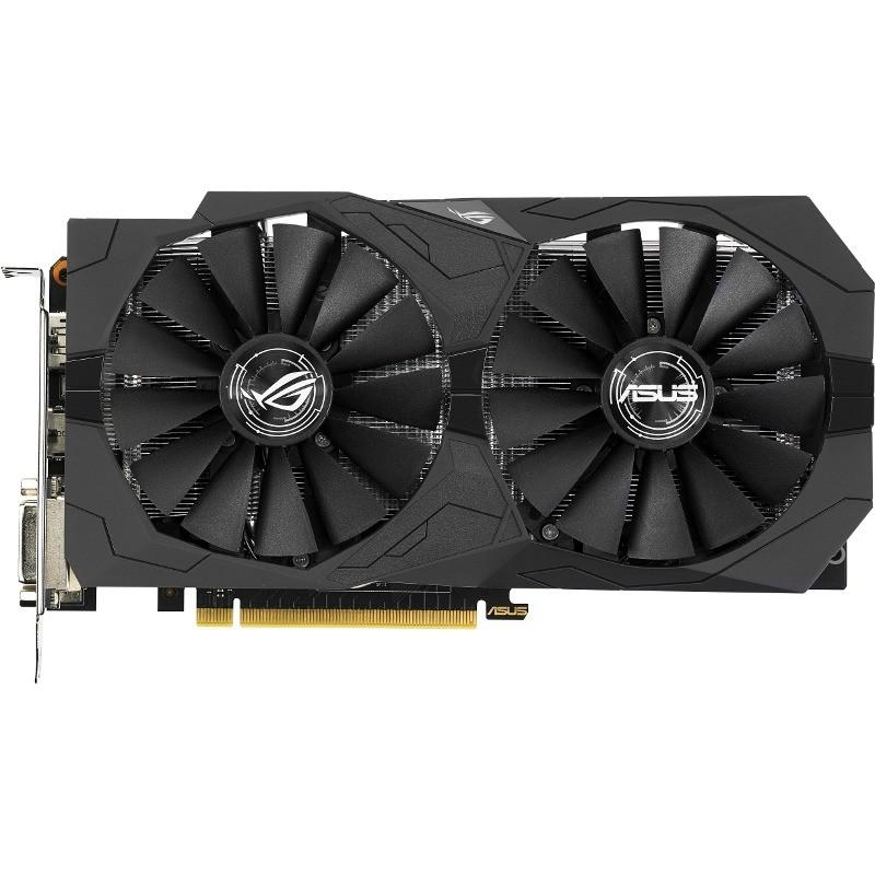 Placa video nVidia GeForce GTX 1050 Ti STRIX GAMING 4GB DDR5 128bit thumbnail