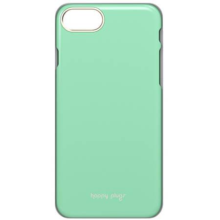 Husa Protectie Spate Happy Plugs 9124 Slim Verde Mint pentru Apple iPhone 7
