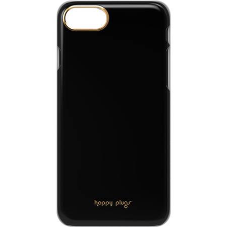 Husa Protectie Spate Happy Plugs 9128 Slim Negru pentru Apple iPhone 7