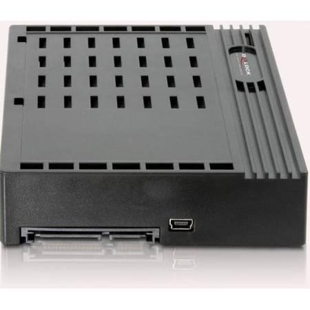 Rack HDD Delock mobil 3.5 inch pentru HDD SATA 1x 2.5 inch