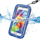 WPCSAM02 Rezistenta La Apa Albastru pentru SAMSUNG Galaxy S5