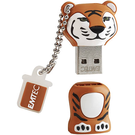 Memorie USB Emtec Animal Tiger 8GB USB 2.0