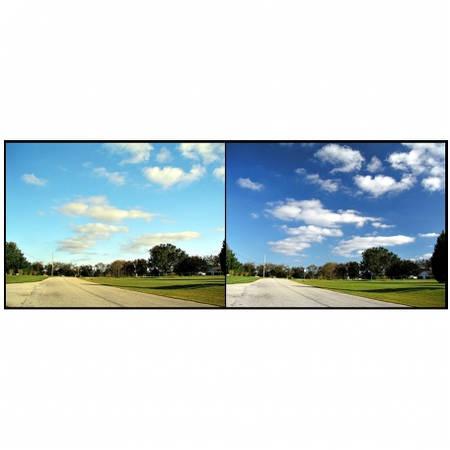 Filtru KentFaith UV + CPL + ND4 + G-Gray 49mm