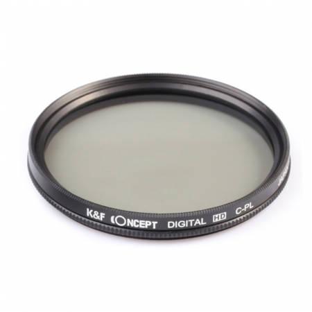 Filtru KentFaith Polarizare Circulara Standard 49mm