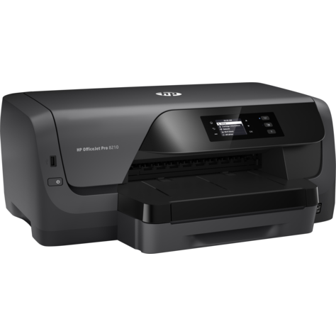 Imprimanta inkjet Officejet Pro 8210 Wireless A4 Neagra thumbnail