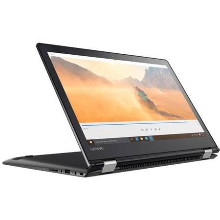 Laptop Lenovo Yoga 510-15IKB 15.6 inch Full HD Touch Intel Core i3-7100U 4GB DDR4 1TB HDD Windows 10 Black