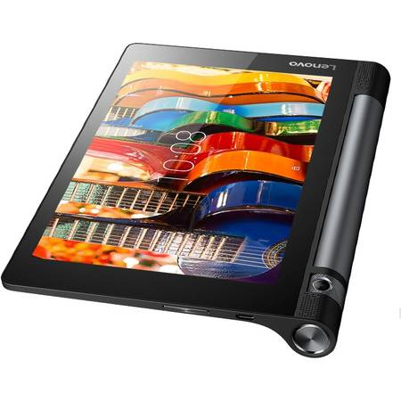 Tableta Lenovo Tab3 8 inch Qualcomm 1.3 GHz Quad Core 2GB RAM 16GB flash WiFi Android 5.1 Black