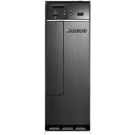Sistem desktop Lenovo IdeaCentre 300S Intel Pentium J3710 4GB DDR3 500GB HDD nVIdia GeForce GT 720 2GB Black