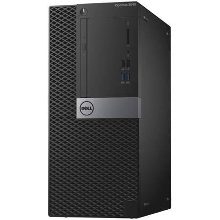 Sistem desktop Dell OptiPlex 3046 MT Intel Core i3-6100 4GB DDR4 500GB HDD Windows 10 Pro