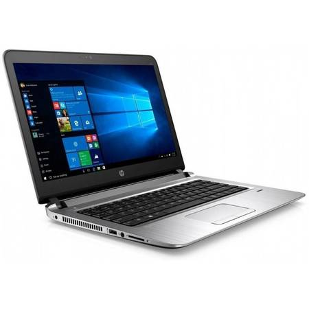 Laptop HP ProBook 440 G3 14 inch Full HD Intel Core i5-6200U 8GB DDR4 500GB HDD AMD Radeon R7 M340 2GB FPR Windows 10 Pro