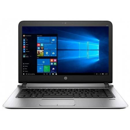 Laptop HP ProBook 440 G3 14 inch Full HD Intel Core i5-6200U 8GB DDR4 256GB SSD FPR Windows 10 Pro downgrade la Windows 7 Pro Silver
