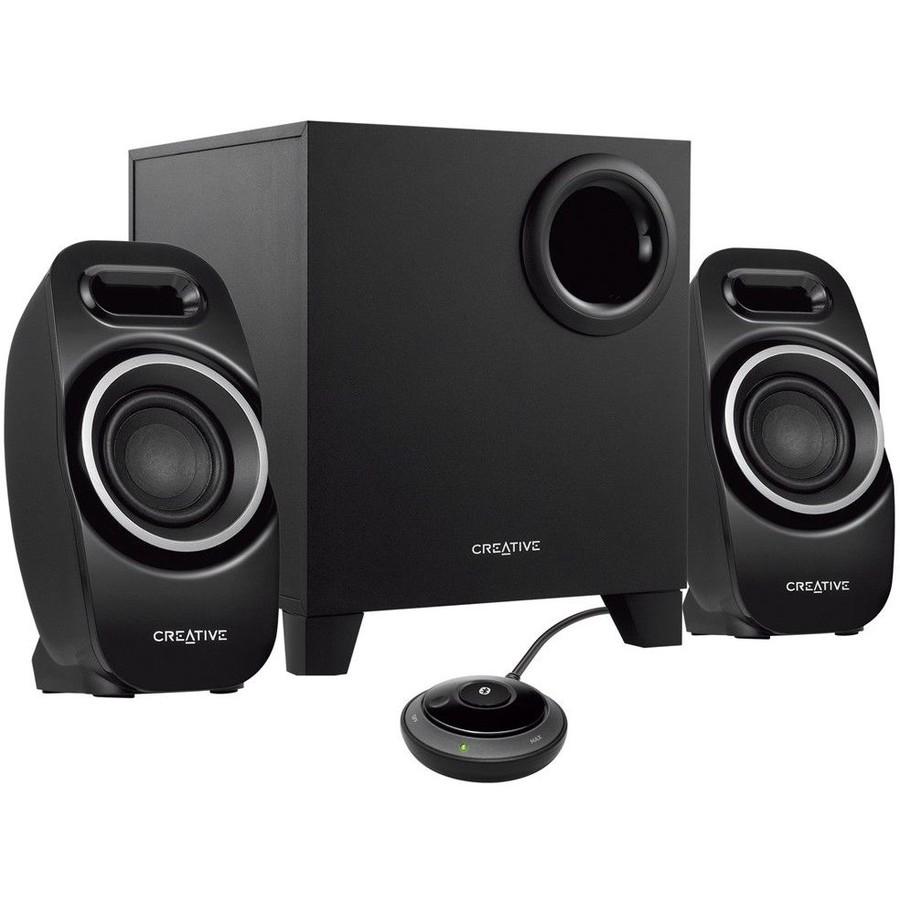 Sistem Audio 2.1 T3250 W Bluetooth Black